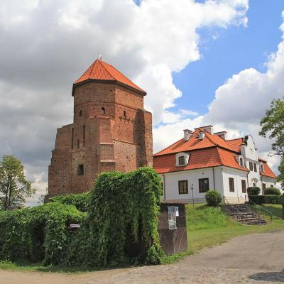 Zamek Liw