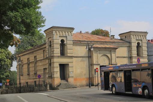 Nowy Sącz synagoga
