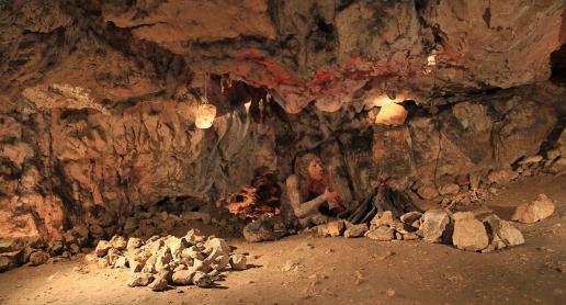 Jaskinia Wierzchowska Górna - zdjęcie