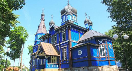 Cerkwie na Podlasiu - zdjęcie