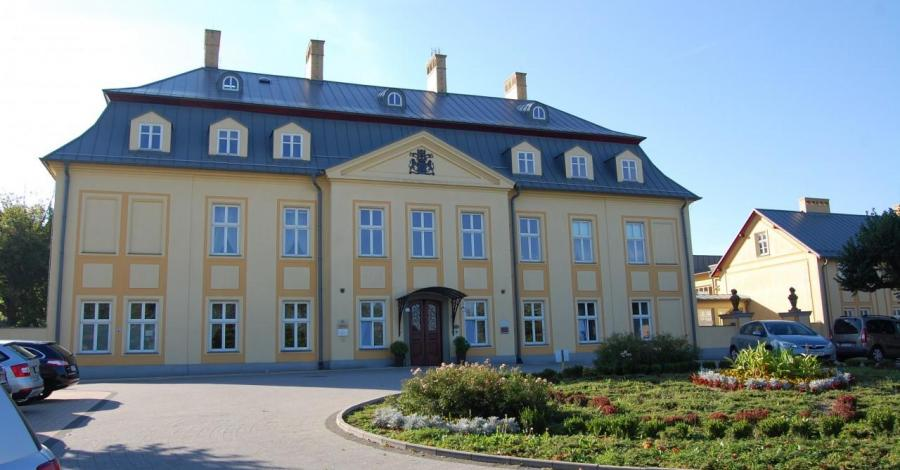 Pałac w Czechowicach - Dziedzicach. - zdjęcie
