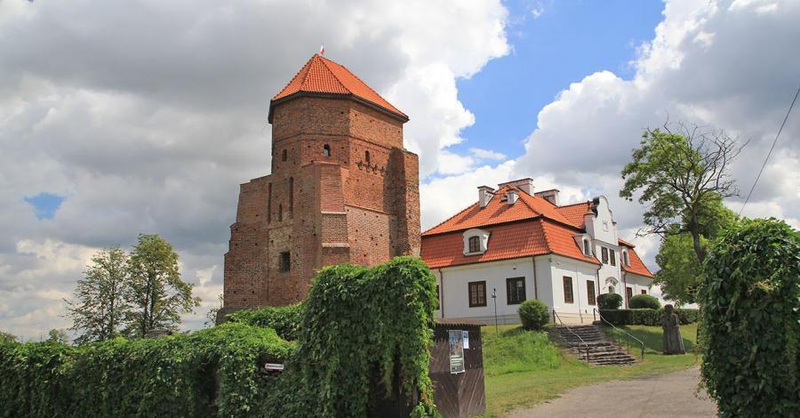 Zamek Liw i Węgrów - zdjęcie