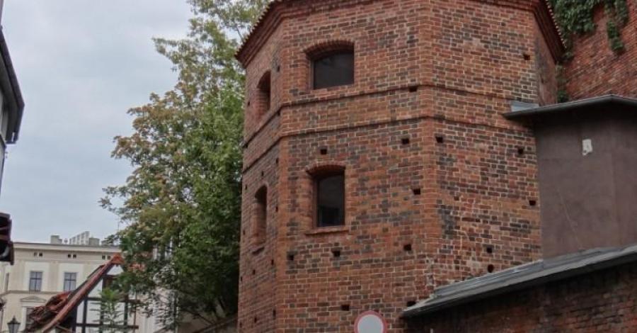 Baszta Monstrancja w Toruniu - zdjęcie