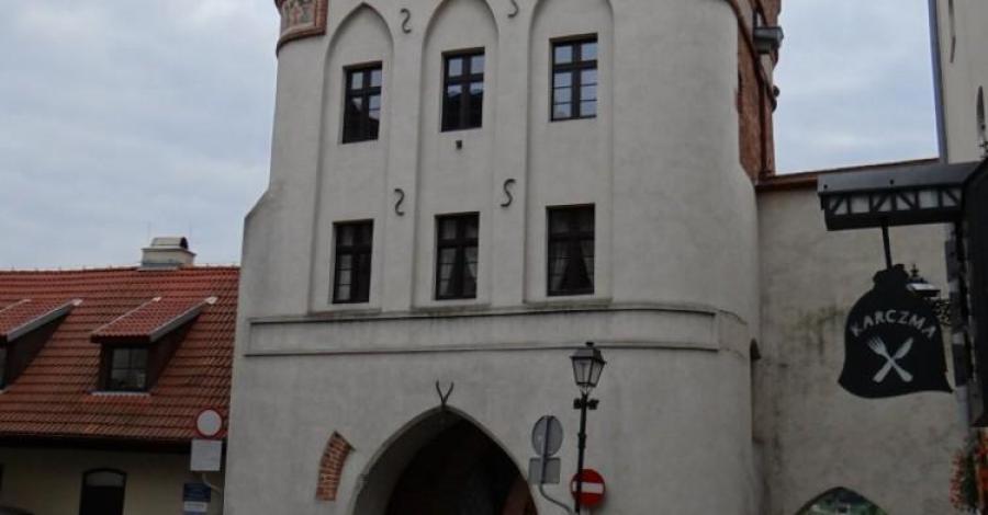 Brama Mostowa w Toruniu - zdjęcie