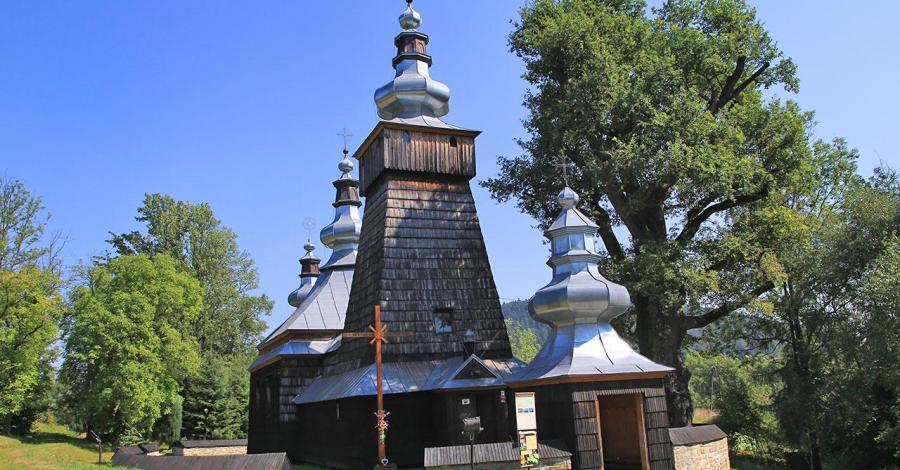 Szlak Architektury Drewnianej w Małopolsce - zdjęcie