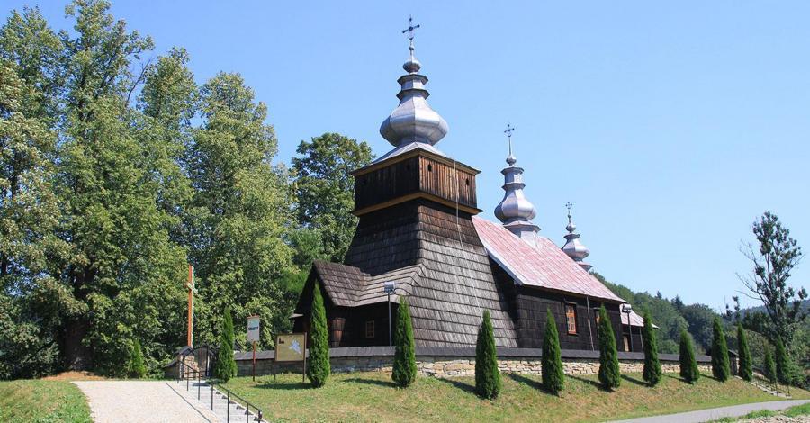 Cerkiew w Polanach - zdjęcie