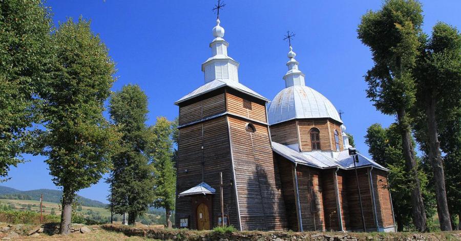 Cerkiew w Muszynie Złockiem - zdjęcie
