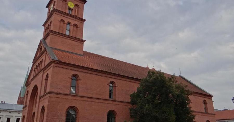 Dawny zbór ewangelicki Św. Trójcy w Toruniu - zdjęcie