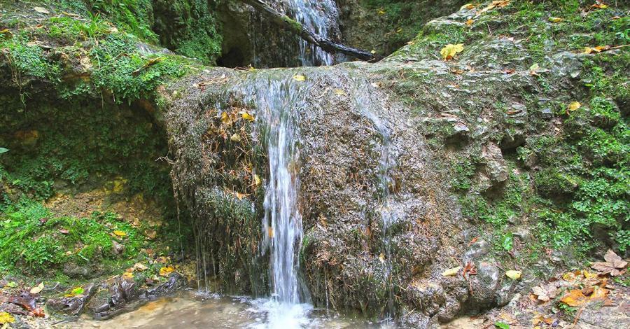 Wodospad w Dolinie Bolechowickiej, Anna Piernikarczyk