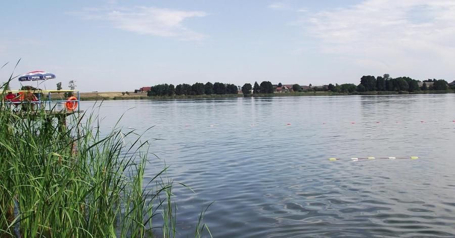 Jezioro Bnińskie, Barbara Michalewska