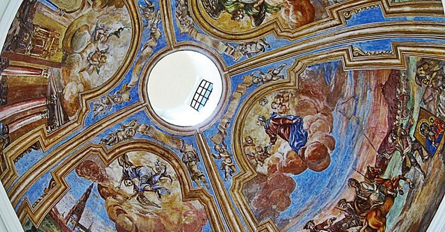 Kapliczka Św. Barbary w Częstochowie - zdjęcie