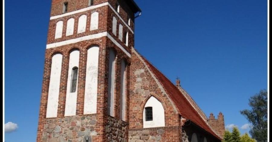 Kościół Narodzenia NMP w Kiełbasinie - zdjęcie
