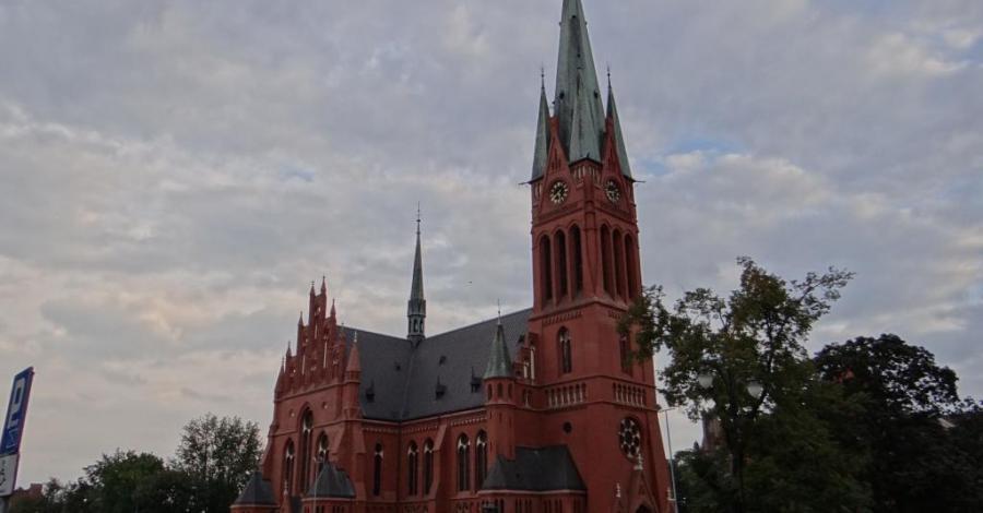 Kościół Garnizonowy w Toruniu - zdjęcie