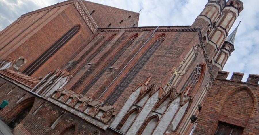 Kościół Wniebowzięcia NMP w Toruniu - zdjęcie