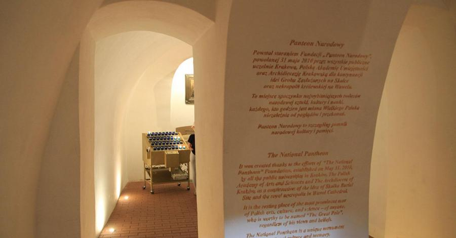 Panteon w Krakowie - zdjęcie
