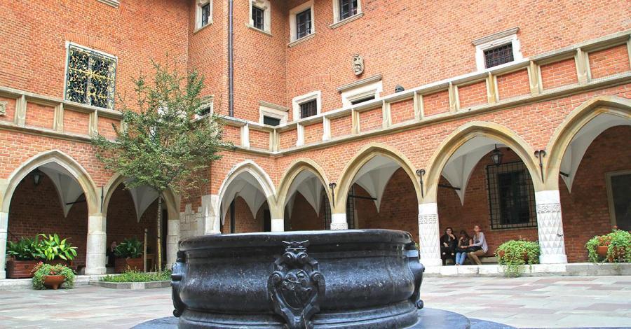 Collegium Maius w Krakowie - zdjęcie