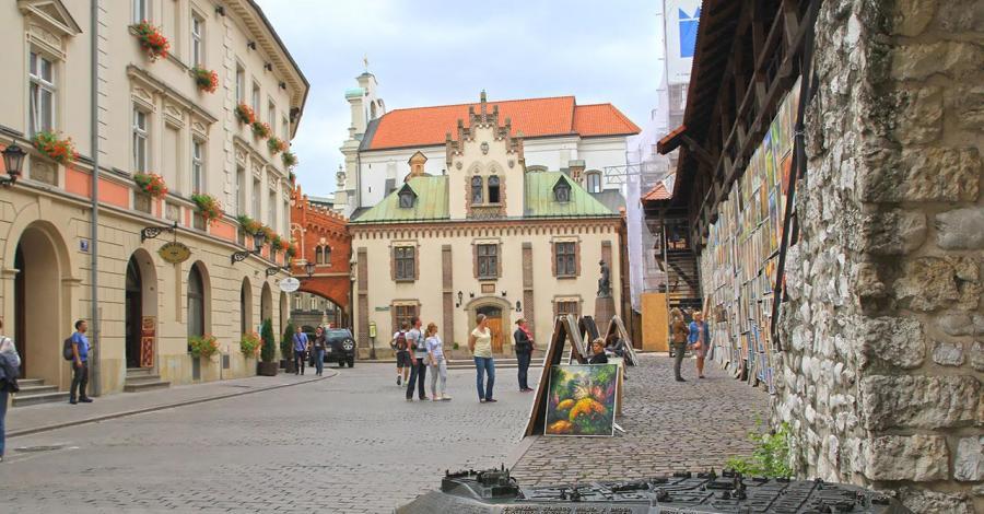 Zaułek Czartoryskich w Krakowie, Anna Piernikarczyk