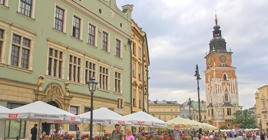 Rynek w Krakowie, Anna Piernikarczyk