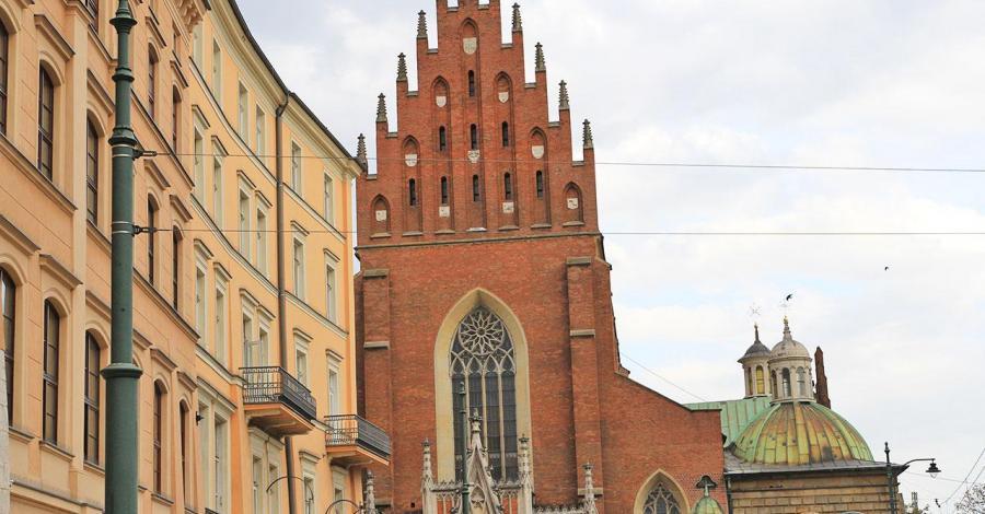 Kościół Świętej Trójcy w Krakowie - zdjęcie