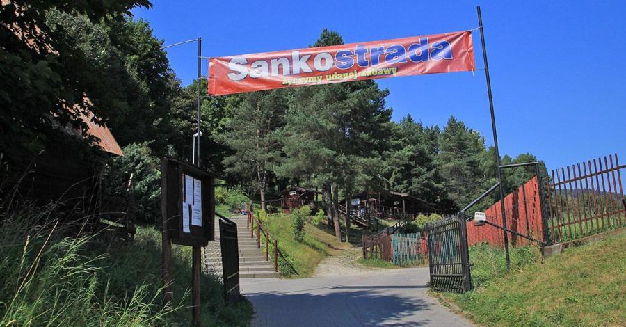 Sankostrada w Krynicy - zdjęcie