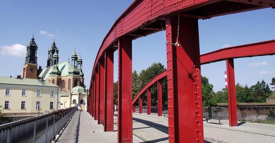 Most Jordana w Poznaniu, Barbara Michalewska