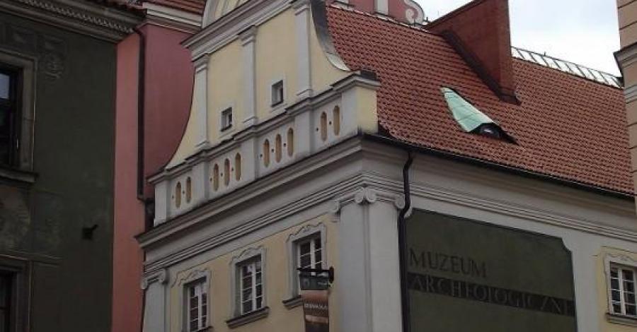 Muzeum Archeologiczne w Pozaniu, Barbara Michalewska