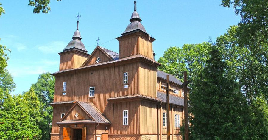 Kościół Wniebowzięcia NMP w Narwi - zdjęcie