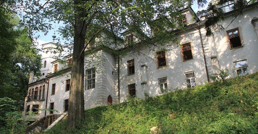 Pałac w Nawojowej, Anna Piernikarczyk