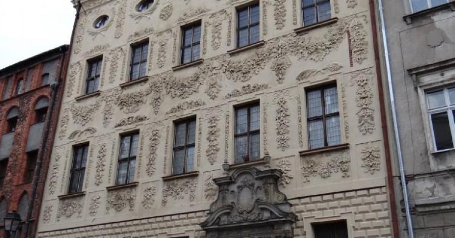 Pałac Dąmbskich w Toruniu - zdjęcie