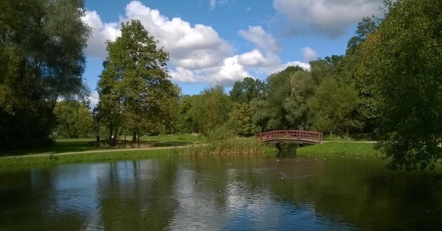 Park Miejski w Skawinie - zdjęcie