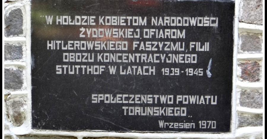 Pomnik ofiar nazizmu w Grodnie - zdjęcie