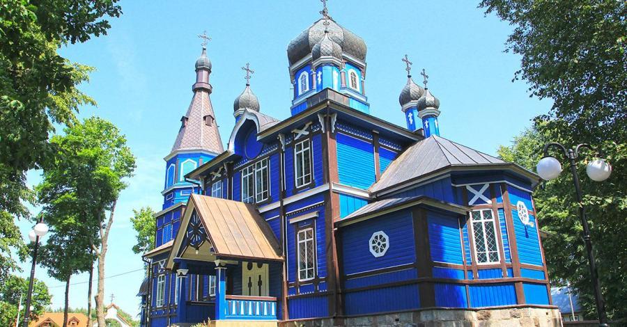 Cerkiew w Puchłach - zdjęcie