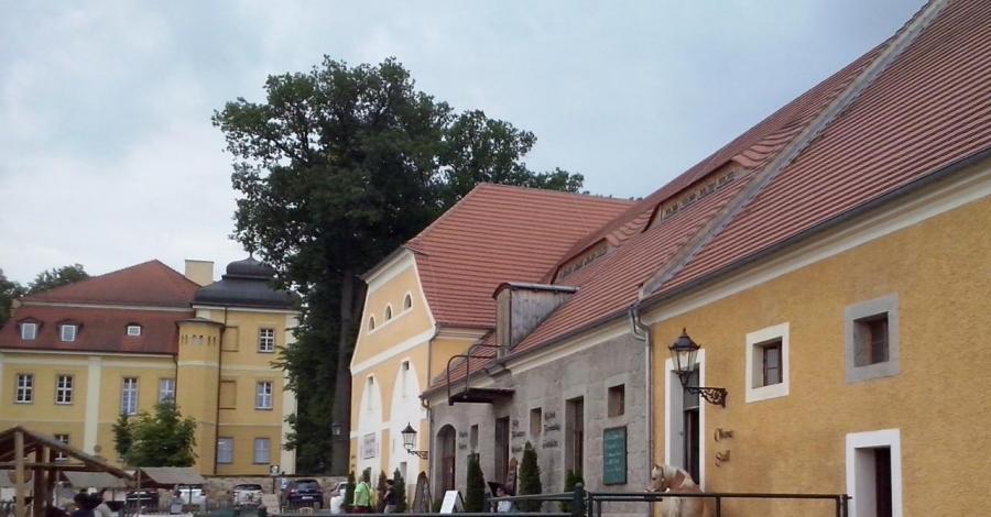 Święto Lnu w Łomnicy - zdjęcie