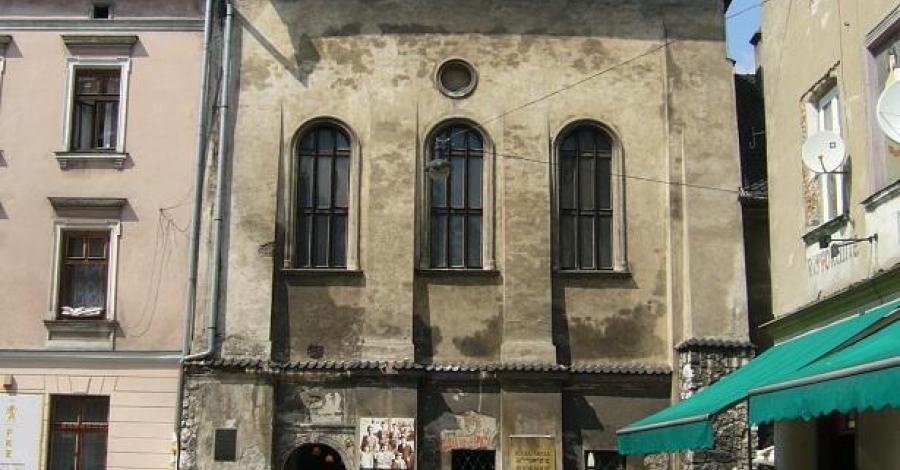 Synagoga Wysoka w Krakowie, Barbara Michalewska