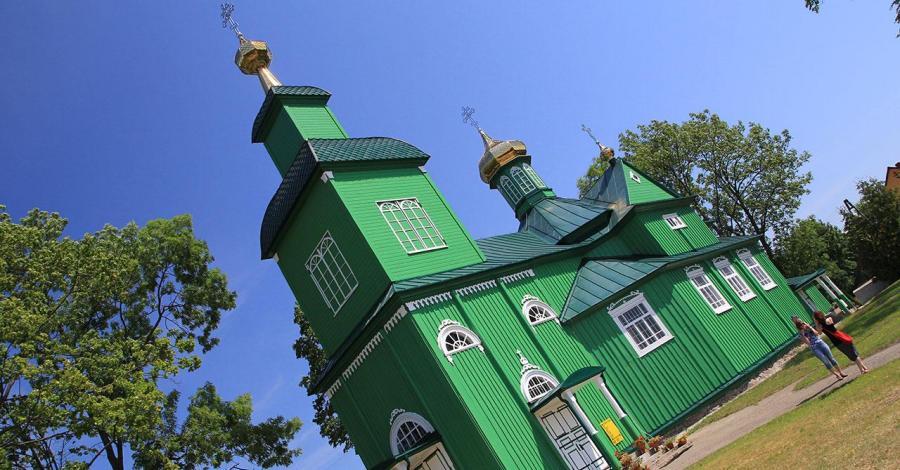 Cerkiew w Trześciance - zdjęcie