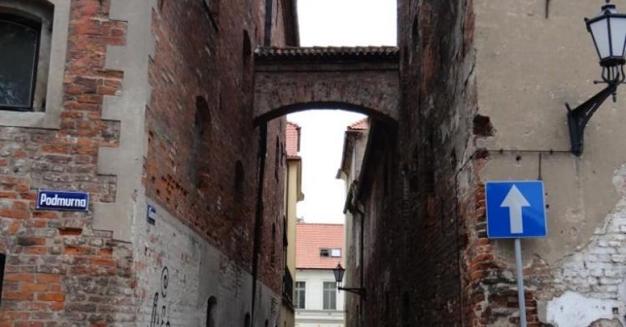 Ulica Ciasna w Toruniu - zdjęcie