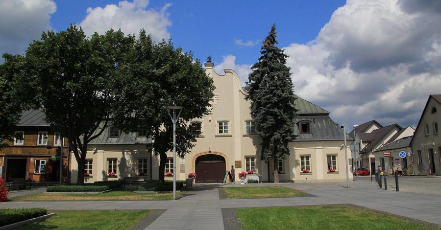 Dom Gdański w Węgrowie - zdjęcie