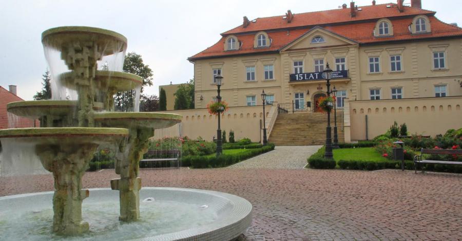 Pałac Konopków w Wieliczce - zdjęcie