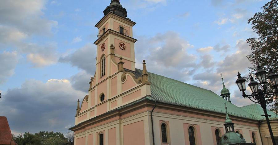 Kościół w Wieliczce - zdjęcie
