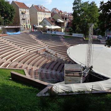 Amfiteatr w Olsztynie