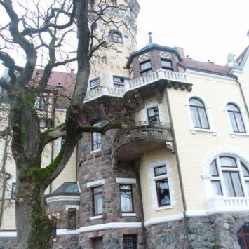 Bursztynowy Pałac w Strzekęcinie - zdjęcie