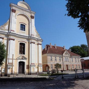 Cerkiew Przemienienia Pańskiego w Reszlu