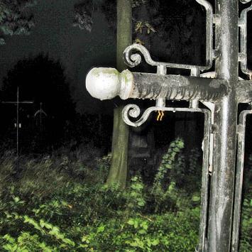 Cmentarz choleryczny w Skale