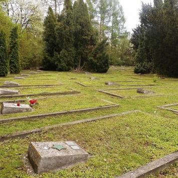 Cmentarz Radziecki w Kazimierzu Dolnym