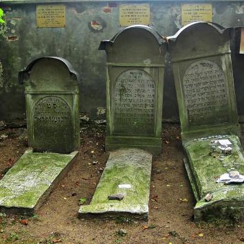 Cmentarz żydowski w Pilicy