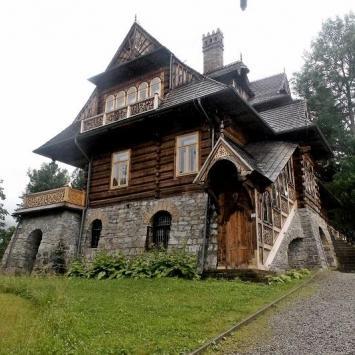 Dom Pod Jedlami w Zakopanem