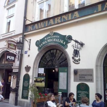 Jama Michalika w Krakowie