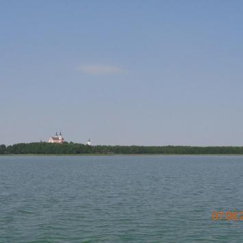 Jezioro Wigry - zdjęcie
