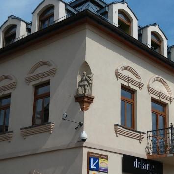 Kamienica z Gwarkiem w Olkuszu