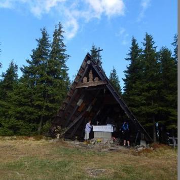Kaplica na Okrąglicy